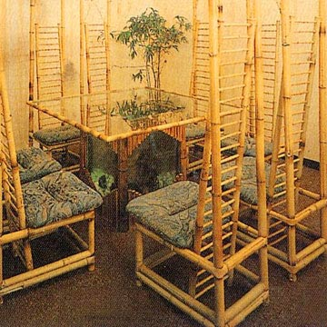 Bamboo Furniture In Your Home