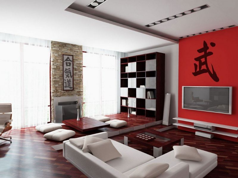 Asian home decoration - Home decorating japanese ...